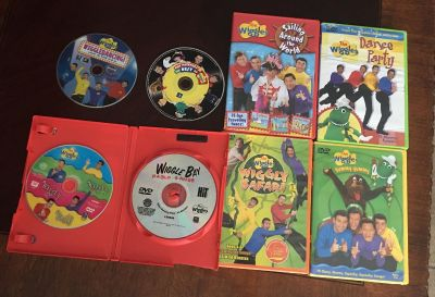 The Wiggles Lot