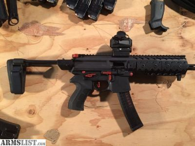 For Sale/Trade: SIG MPX Sub Machine
