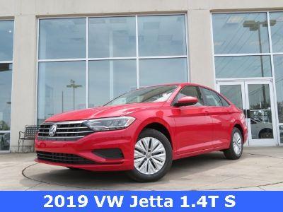 2019 Volkswagen Jetta (Tornado Red)