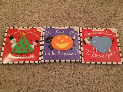 Baby Holiday books