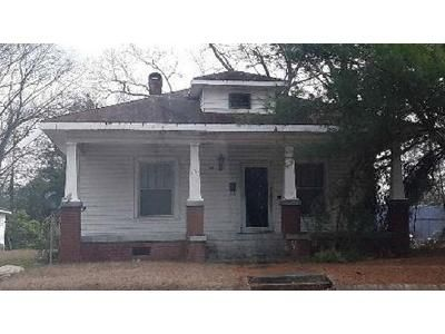 3 Bed 1 Bath Foreclosure Property in Rocky Mount, NC 27801 - Branch St