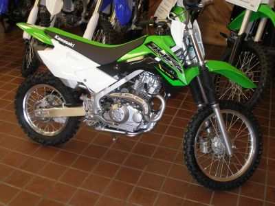 2019 Kawasaki KLX 140 Competition/Off Road Motorcycles Abilene, TX