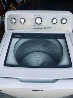 Very nice commercial series Maytag washer with 10 year warranty