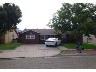 3 Bed 2 Bath Foreclosure Property in Clovis, NM 88101 - Gerry Dr
