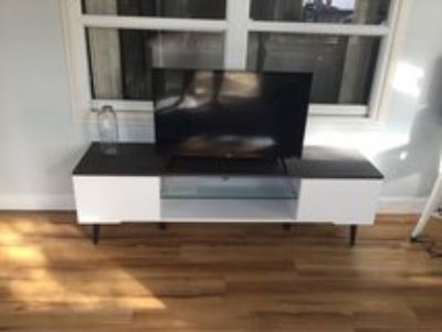 Tv stand mid century from all modern
