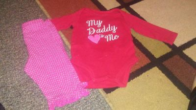 3-6mo Baby girl clothes,snow suit and crib bedding