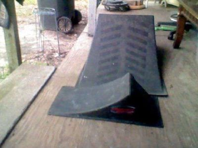 $30 Bike/Skateboard Ramps (Gulfport/Harrison CO)
