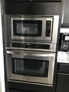 Micro wave oven wall mount