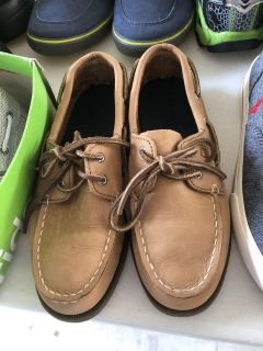 Boys sperry topsiders new