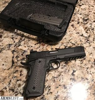 For Sale: Rock Island Tac Ultra 1911 10mm sell/trade