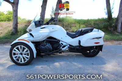2016 Can-Am Spyder F3 Limited 3 Wheel Motorcycle Lake Park, FL