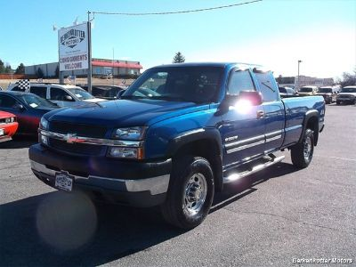 2004 Chevrolet RSX Work Truck (Blue)