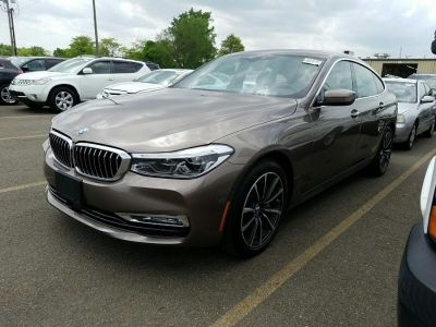 2018 BMW 6-Series 640i xDrive Gran Turismo (Jatoba Brown Metallic)