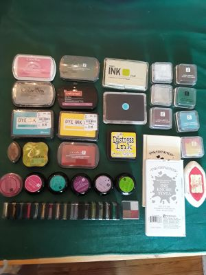 Ink for crafts and card making