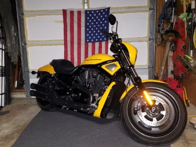 2011 Harley Davidson Night Rod