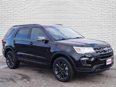 2019 Ford Explorer XLT (Agate Black Metallic)