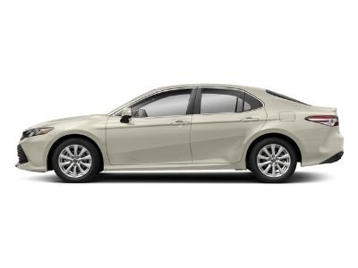2018 Toyota Camry XLE (Wind Chill Pearl)