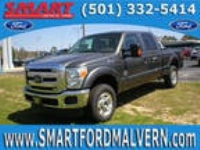 2015 Ford F-250 Gray, 11 miles