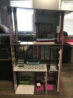 Kidkraft Live*Learn*Play Dollhouse with Elevator
