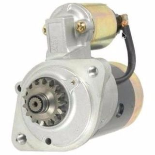 Purchase FITS FORD TRACTOR E673 ENIGNE STARTER MITSUBISHI OEM motorcycle in Paramount, California, United States, for US $105.75