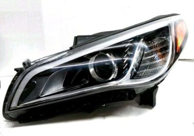 Sell 2015 2016 HYUNDAI SONATA HEADLIGHT HID XENON LEFT PASSENGER LH COMPLETE motorcycle in Belding, Michigan, United States, for US $249.95