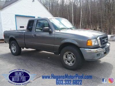 2004 Ford Ranger XLT (Dark Shadow Grey Metallic)