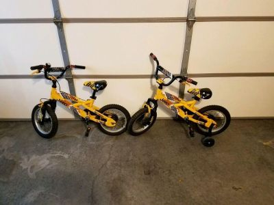 14 inch Jeep boys bicycles