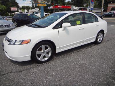 2006 Honda Civic EX (White)