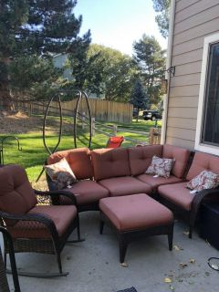 Better Homes Patio Seating