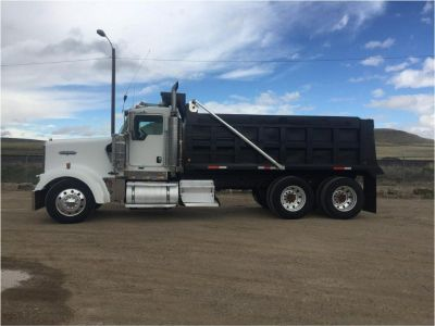 Dump truck & equipment financing for end users & vendors