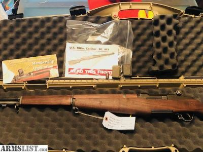 For Sale: Springfield M1 Garand 30-06. Korean war serial.