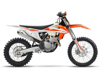2019 KTM 250 XC-F Competition/Off Road Motorcycles Orange, CA