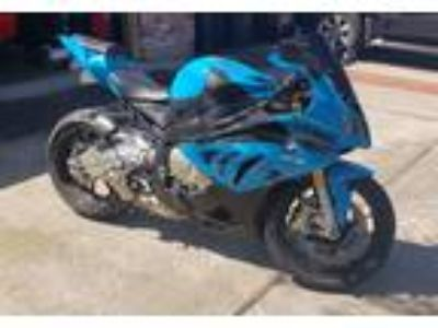 2012 BMW S1000RR Sportbike in Stockton, CA
