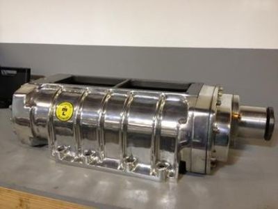 New Polished Littlefield 14-71HH Blower