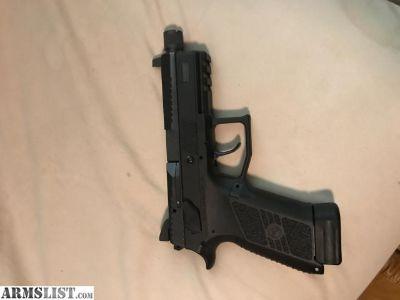 For Sale: Cz p07 suppressor ready