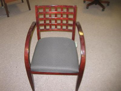$125, excellent condition beautiful side chairs