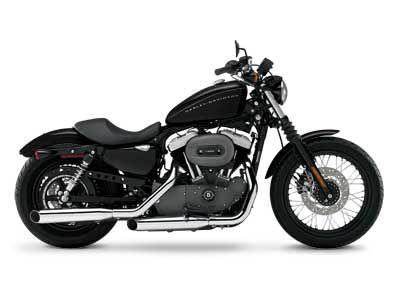 2007 Harley-Davidson Sportster 1200 Nightster Cruiser Motorcycles Athens, OH