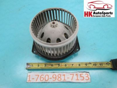 Purchase INFINITI FX35 G35 M45 Q45 NISSAN 350Z 370Z MURANO HEATER A/C BLOWER MOTOR OEM motorcycle in Hesperia, California, United States, for US $72.22