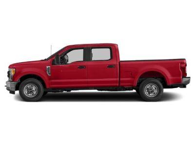 2019 Ford Super Duty F-250 XL 4WD Crew Cab 8' Box (Race Red)