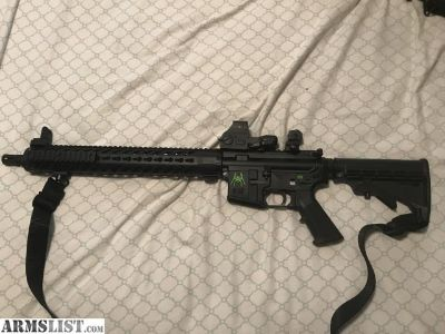 For Sale/Trade: AR 15 Spikes Tactical