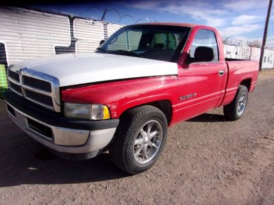 1996 - 2000 Dodge Ram Pickup Door Glass