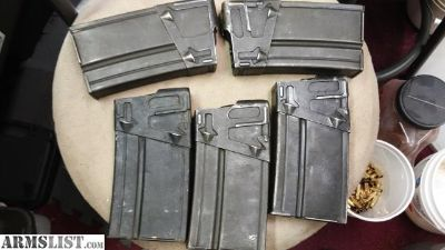 For Trade: five 20round cetme mags