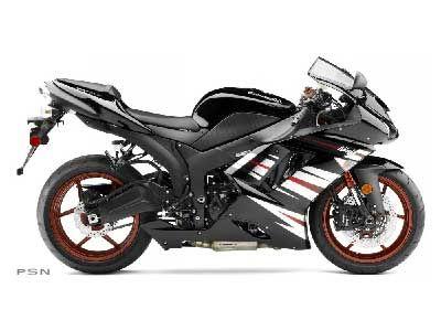 2008 Kawasaki Ninja ZX -6R SuperSport Motorcycles Port Charlotte, FL