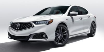 2019 Acura TLX w/Technology Pkg (Platinum White Pearl)