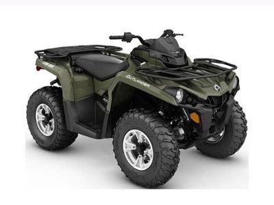 2017 Can-Am Outlander MAX DPS 570 Utility ATVs Eureka, CA