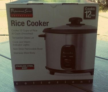 Rice Cooker - Brand New In Box