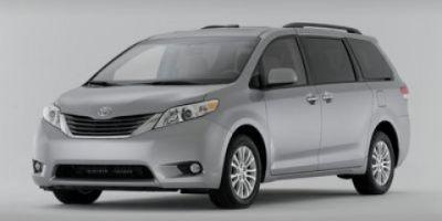 2014 Toyota Sienna XLE 7-Passenger (Black)