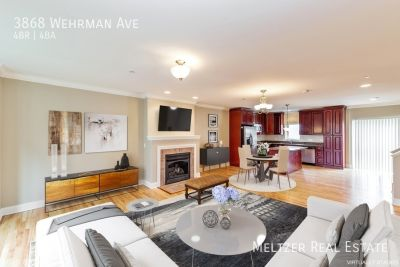 Amazing 4 bed, Luxury Townhouse Apartment! Garage & W/D - AVAILABLE 9/1
