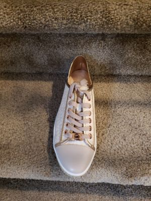 New Michael Kors Espadrille Sneakers Rose/Gold