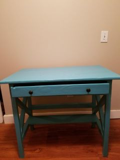 New Handcrafted Wooden Desk